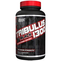 TRIBULUS BLACK 1300 120 CAPS